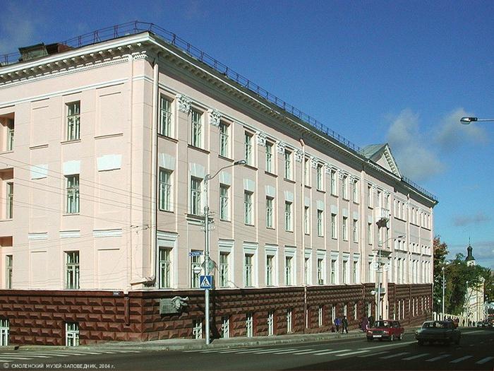 зданий выполнена дом от сельхозакадемии фото какой год