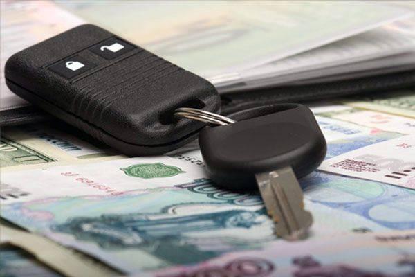 Курянин реализовал автомобиль отца ипрогулял все деньги