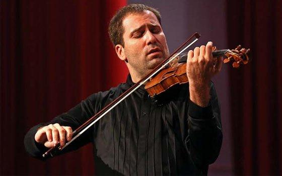 Названа причина смерти популярного скрипача Дмитрия Когана
