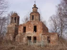 """Рабочий путь"""" составил """"sos-список"""" старинных церквей смолен."""