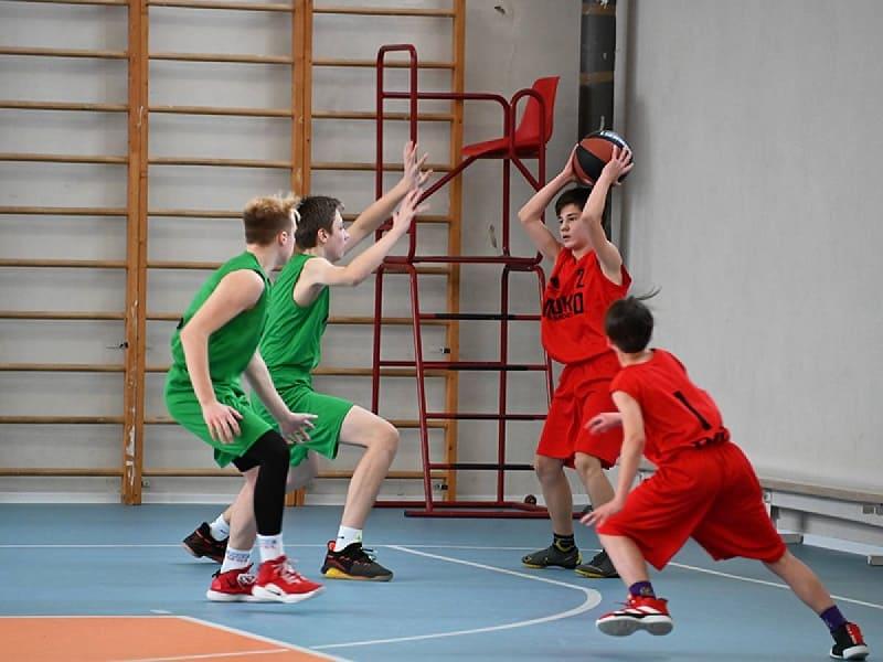 На Смоленщине впервые состоялся турнир «Локобаскет»