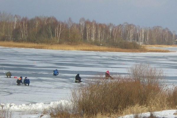 рыбалка на озере каспля смоленской области