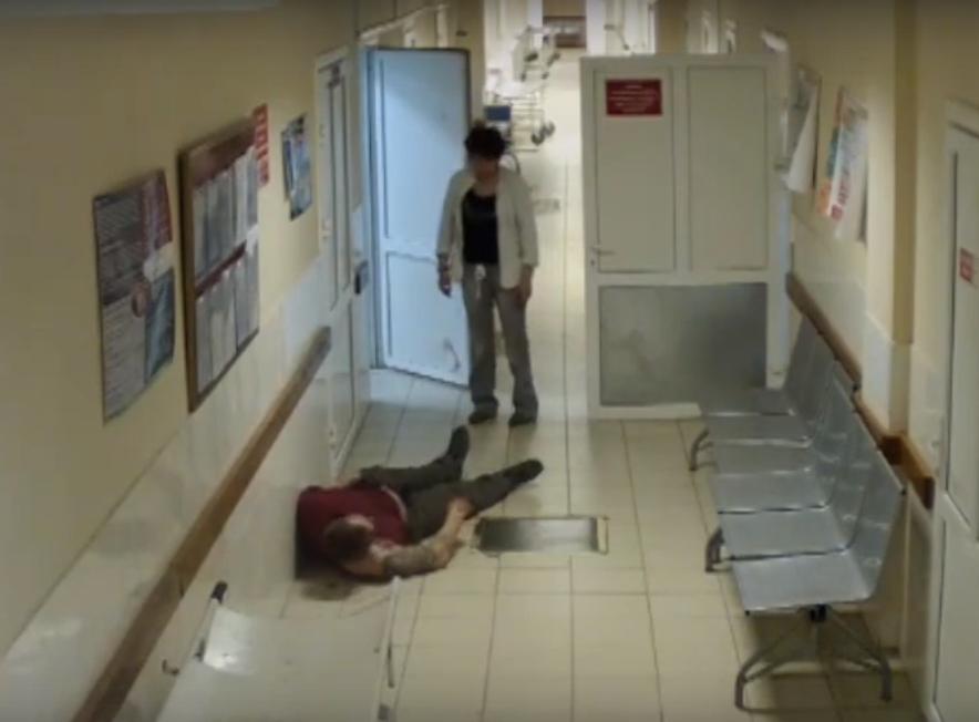 Всмоленской клинике, где пациента бросили умирать, найдены многочисленные нарушения
