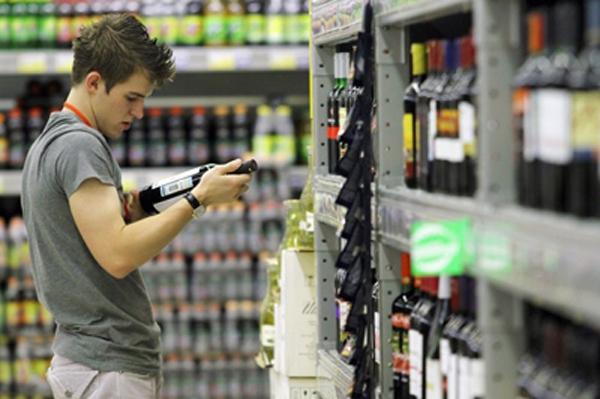 Граждан России  могут оставить без алкоголя ввыходные