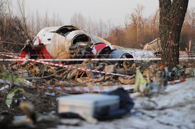 Запись вероятностного взрыва удалили изотчета потребованию столицы — Смоленская трагедия