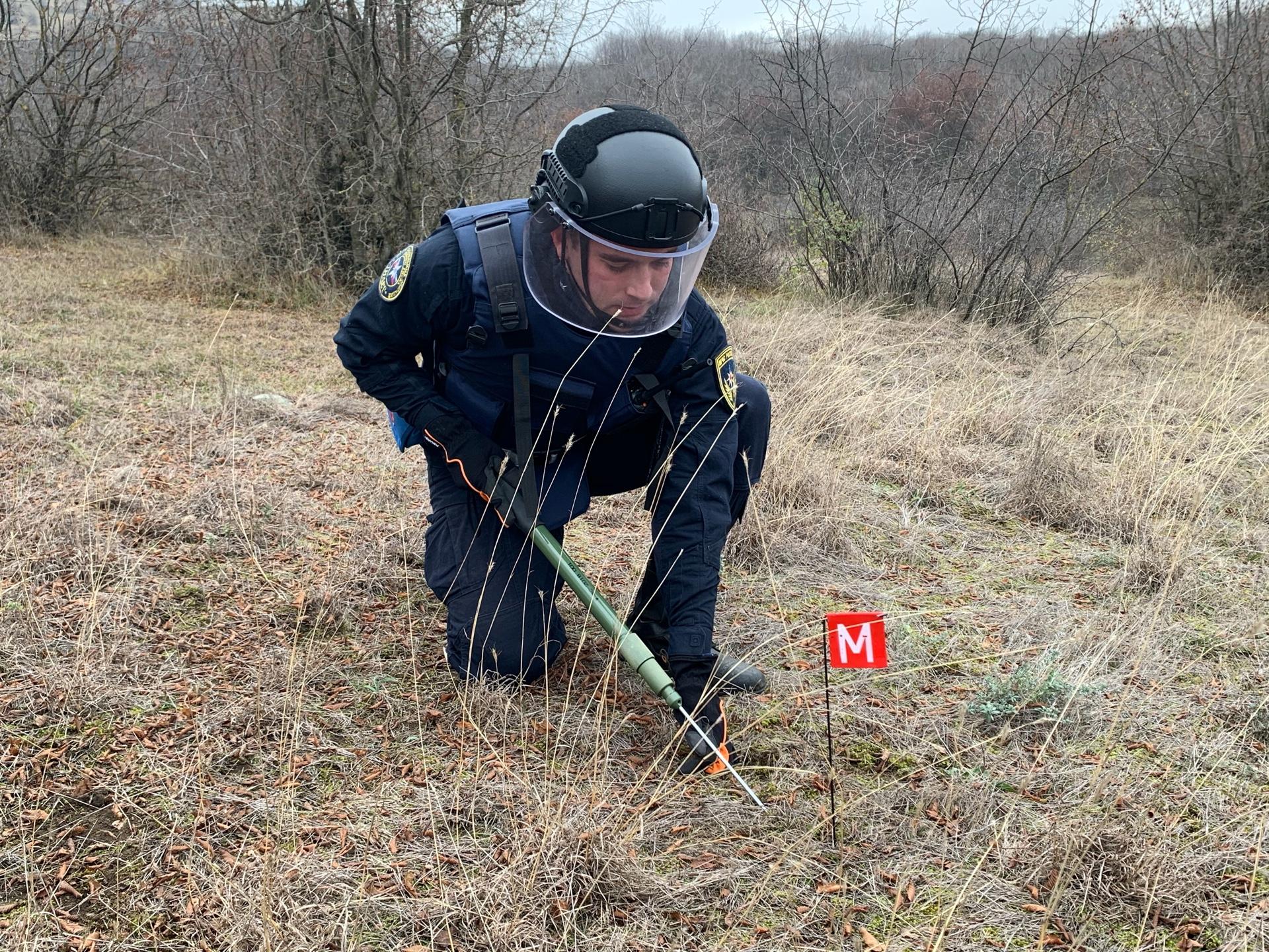 Омбудсмен Карабаха: Азербайджан сообщил  армянской стороне тело пожилого гражданина