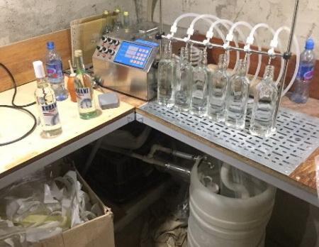 Линия розлива питьевой воды в ПЭТ бутыли объёмом 19,0л