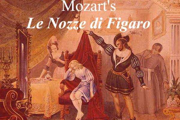 В. А. Моцарт. Опера «Свадьба Фигаро». - musicseasons