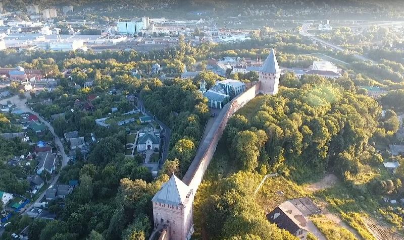 Курск вошел вТОП-10 русских  городов для путешествий на9Мая